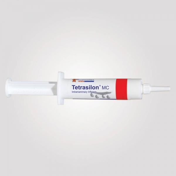 تترازیلون ® ام سی (پماد داخل پستانی)