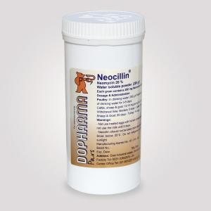 نئوسیلین ® (نئومایسین (سولفات) 20%)